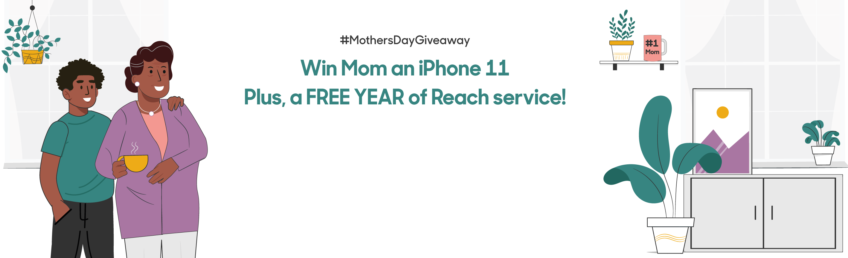 Mothers Day Reach Mobile